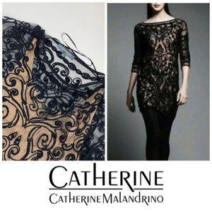Nude and Lace Sheath 👗 Dress